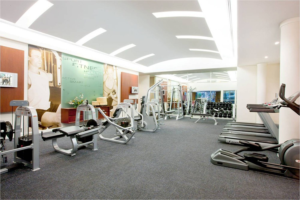 Fitness (06.00 - 22.00 hrs) 2nd Floor