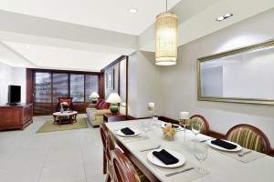 Two Bedrooms Executive Suite
